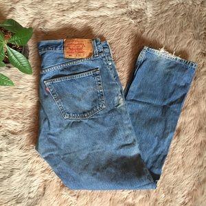 ↟ Levi's Men's 501 Vintage Original Fit Jeans ↟